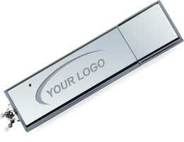 metal001 Celebrity USB Flash Drive