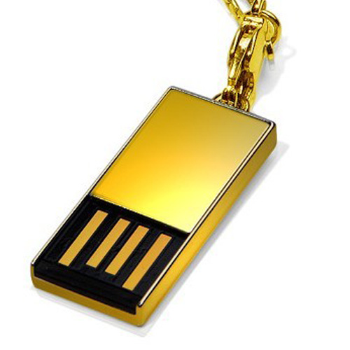 metal008 Charm USB Flash Drive