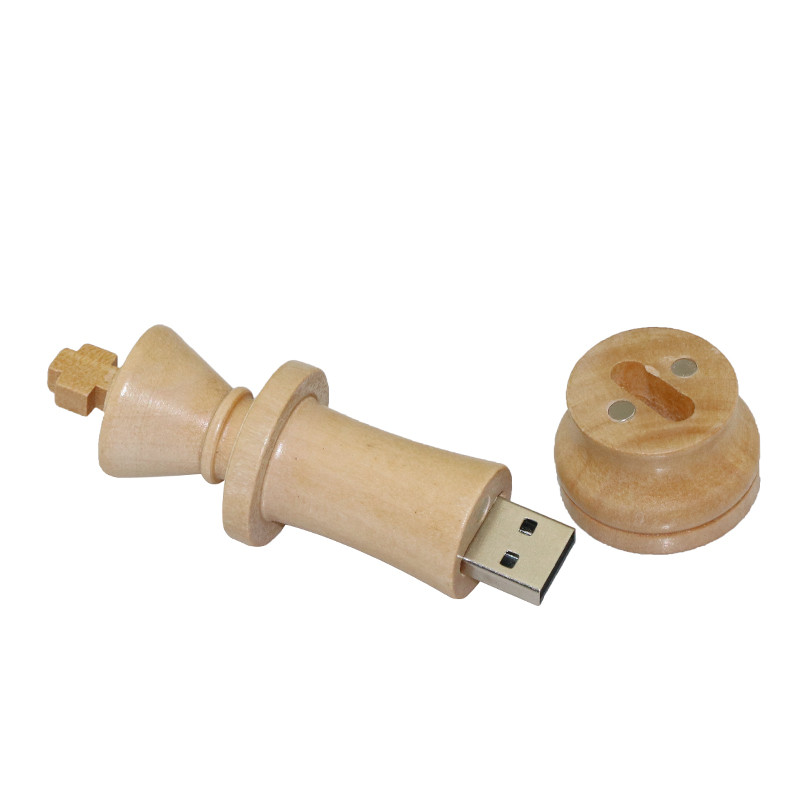 wood 011 international chess usb drives
